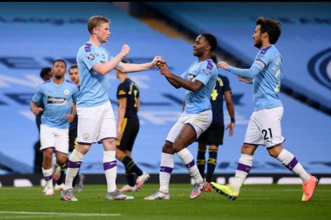 Premier League Returns: Ruthless Manchester City Outclassed Arsenal