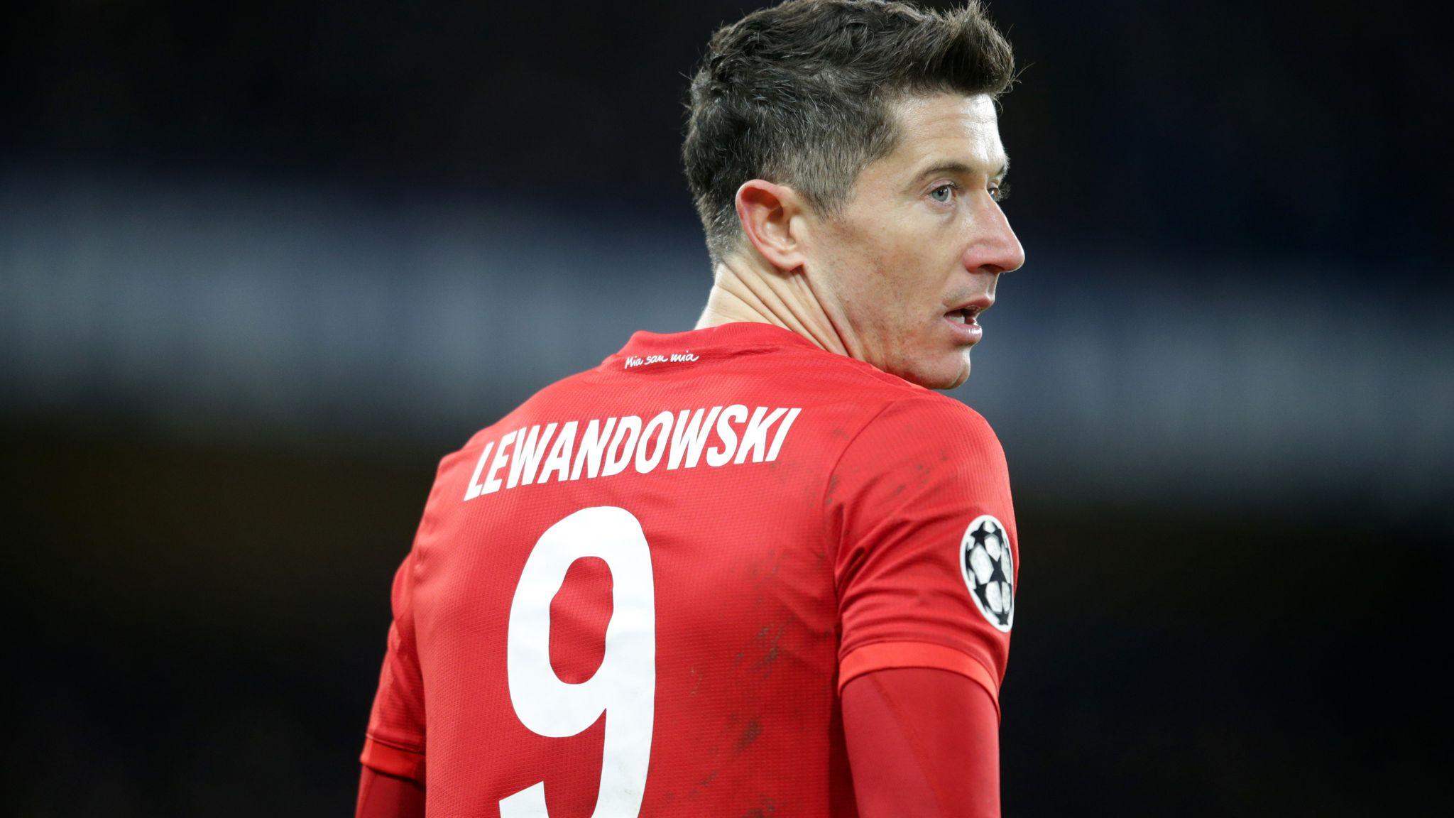 Prolific Robert Lewandowski Deserves a Place Among the Best