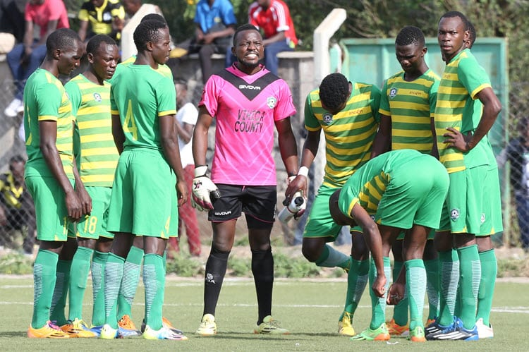 Which Teams Were Promoted & Relegated in Kenya Premier League 2020?