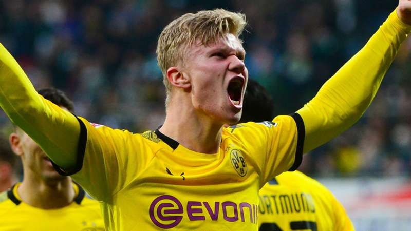 Erling Haaland Wins The Golden Boy of the Year Award 2020