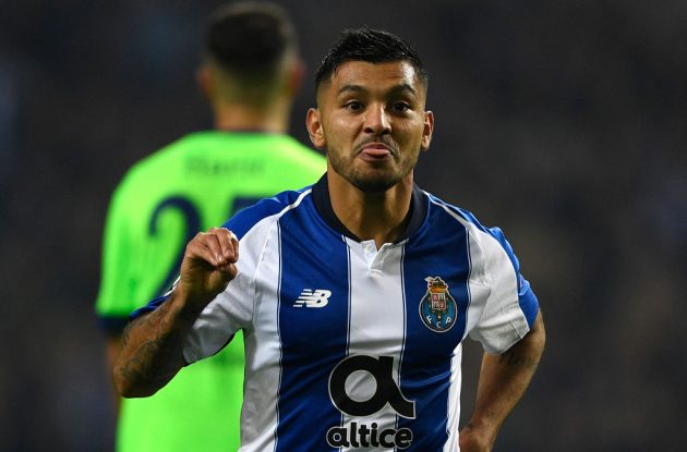 Chelsea Set Sights on Porto's Jesus Corona
