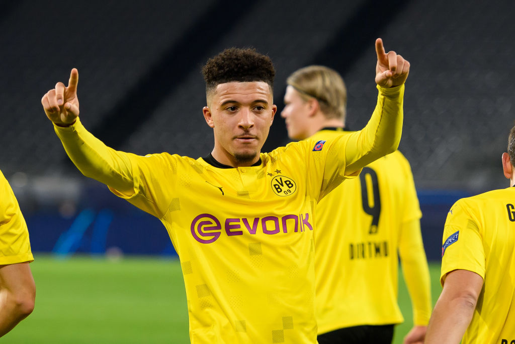 Man Utd in final stages to completing £100m transfer of Jadon Sancho